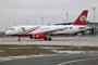 Ebenfalls aus Indien kommt dieser Airbus A-319. Er gehört Vijay Mallya, dem Besitzer von Kingfisher.
