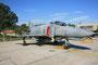 Diese F-4E Phantom II gehört ins nur wenige Kilometer entfernte Andravida.