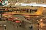 Der Start ins Jetzeitalter des Reisen begann auch mit ihr, der Dash 80, dem Prototypen der Boeing 707
