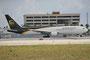 Der UPS hat in Miami rund 15 Flieger stationiert. Sie verteilen die Fracht von hier aus in die Karibik.