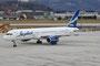 Ein langes Flugzeugleben hat diese Boeing 757 schon hinter sich, das sie u.a. von Air Holland zu Condor und Icelandair brachte.