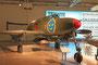Saab 21R. Da keine der drei originalen Maschinen überlebt hat, ist dies ein Nachbau aus einer mit Propeller.