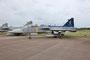 Die ETPS in MoD Boscomb Down betreibt auch eine Gripen zur Testpilotenschulung.