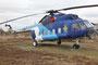 Diese Mi-8S kam von der Volksmarine und trug vorher die Taktische Nummer 773.