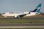 Die Westjet ist Kanadas Lowcost-Airline und betreibt eine ansprechende Flotte von Boeing 737-700.
