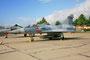 Die Mirage 2000G wurden z.T. im eigenen Land in Lizenz gebaut.