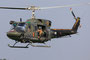 Die Italiener mit ihrer Bell 212.