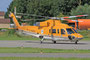 D-HNDL, Sikorsky S-76C von Helijet Charter.