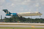 Airtran ist weltweit der größte Betreiber der Boeing 717, die aber zu Southwest wechseln sollen.