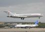 Capital Cargo mit einer ihrer letzten Boeing 727-200 Frachter.