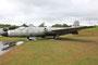 Eine von zwei Canberras die von der Royal Air Force gekauft wurden, und in der elektronischen Aufklärung verwendet wurden.