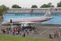 Die Regierungsfligerflotte besteht mittlerweile aus zwei Airbus A 319, die die Tupolev´s ersetzt haben.