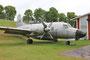Die Vicker Varsity ersetzte die C-47 in der elektronischen Aufklärung ab 1953.