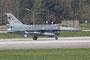 Türkische F-16C am Ende der Bahn