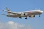 Florida West stand 2009 noch am Anfang und operiert mit nur dieser einen Boeing 767-300.