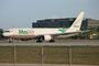 MAS Air Cargo flog fast täglich morgens nach Bogota.