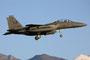 Die F-15E trugen die Hauptlast der Bombereinsätze über Lybien.