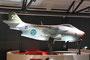 Saabs erstes Strahlflugzeug das Serienreife erreichte, die J-29Tunnan.