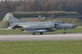Deutsche F-4E Phantom nach der Landung.