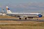 FRA 28.10.2012; D-AIRX Airbus A 321 Lufthansa Retro