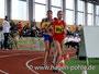 Für Sara Haußmann war es der 2. Geh-Wettkampf. Hinter ihr geht Victoria Dietsch (17:06,30min)