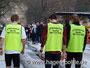 Die Läufer der LG Buchsbaum beim Warm up
