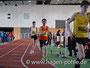 Kevin Franck (904) wird über 5000m 5. in der MJA in 25:57,51min. Hier überquert er gerade die Start-/Ziellinie und geht in die nächste Runde.