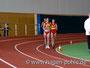 Melanie Seeger (920/ SCPotsdam) überrundet gerade Sara Haußmann (914/ SC Potsdam) und Victoria Dietsch (im blauen Dress/ LAC Berlin).