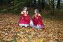 Fantasie & Wirklichkeit Fotografien und Gedichte Kathrin Steiger märchenhaft verträumt Herbst Herbstzeit Prinzessinnen