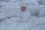 Fantasie & Wirklichkeit Fotografien und Gedichte Kathrin Steiger Winter Schnee Schnee-Elf Winterelf