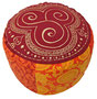"Meditationskissen Gr.L ""Shivamogga Trio Kharma"""