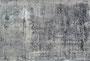 """""""砂嵐 Static Noise-2"""" 高森幸雄 2013 acrylic on paper 350×244mm 画用紙にアクリル"""
