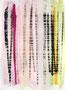 高森幸雄 2012 oil colour and dye ink on paper 257×182mm 水彩紙に油彩、染料インク