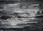 """""""砂嵐 Static Noise-18"""" 高森幸雄 2013 acrylic on paper 364×257mm 画用紙にアクリル"""