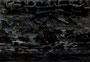 """""""砂嵐 Static Noise-20"""" 高森幸雄 2013 lacquer spray on paper 364×257mm 紙にラッカースプレー"""
