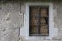 Fenêtre enpaillée - Domrémy-la -Pucelle (54)