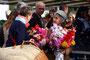 La marchande de fleurs - Agon-Coutainville (50)