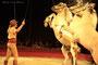 Beat Decker et ses chevaux - Cirque Pinder - Représentation de Nancy - 2011