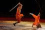 Moines shaolin I - Cirque Pinder - Représentation de Nancy - 2011