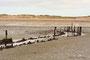 Plage d'Armanville à marée basse - Normandie