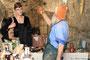 Lucien BALLAND - Artisan potier - Fête Médiévale de Liverdun - 2012