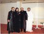 Frate in Don Carlos, Luzerner Theater 1994, mit Pavel Smirnov als Posa, Violetta Urmana als Eboli, Giuseppe Scorsin als Philippo