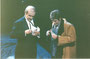 Musiklehrer in Ariadne auf Naxos, Luzerner Theater 1993, mit Carmen Oprisanu asl Komponist