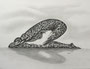 Surreale Fantasie, 30x40, Bleistift auf Papier