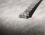 Letzte Stufe, 30x40, Bleistift auf Papier