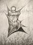 Abhängigkeiten, 40x30, Aquarell auf Papier