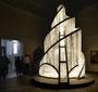 Louvre Abu Dhabi Ai Weiwei: Wasserfall