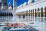 Abu Dhabi Scheich-Zayid-Moschee
