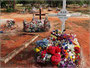 Friedhof in Broome