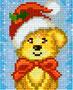 Ourson de Noël